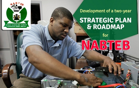 Development of a two-year Strategic Plan and Road Map for NABTEB